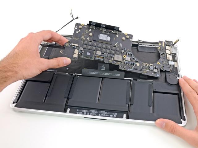 Ремонт MacBook в санкт петербурге