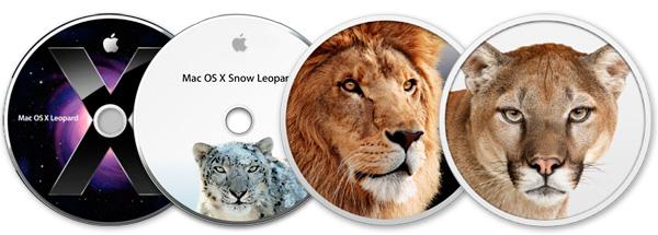 Установка MAC OS москва
